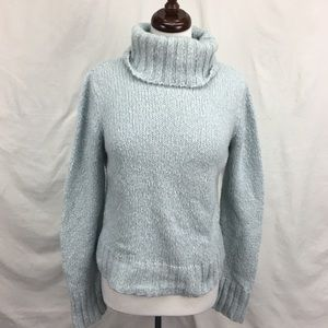 Ralph Lauren Ribbed Knit Turtleneck Sweater Sz M
